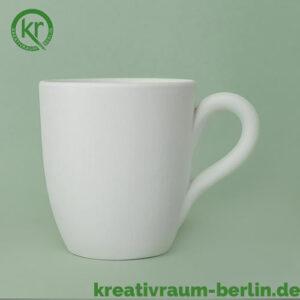 Bürotasse Keramik bemalen
