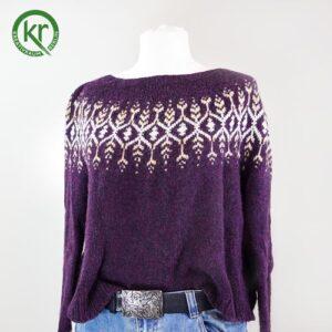 Newleaf Sweater Knit Love Wool