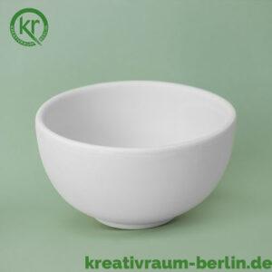 kleine Müslischale Keramik bemalen