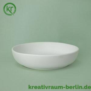 tiefer Teller Keramik bemalen