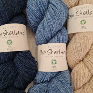 Bio Shetland BC Garn Gots