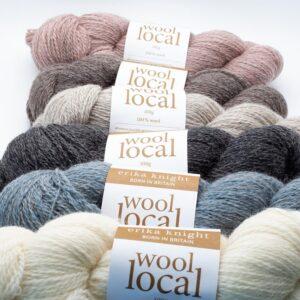 Wool Local Erika Knight England