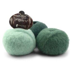 Manada Wolle