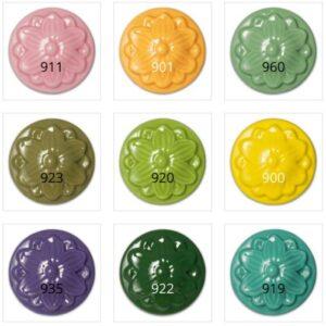 Keramik Farben